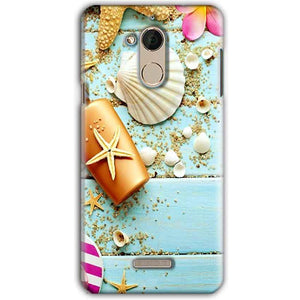 CoolPad Note 5 Mobile Covers Cases Pearl Star Fish - Lowest Price - Paybydaddy.com