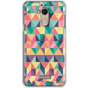CoolPad Note 5 Mobile Covers Cases Prisma coloured design - Lowest Price - Paybydaddy.com