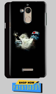 CoolPad Note 5 Mobile Covers Cases Shiva Aghori Smoking - Lowest Price - Paybydaddy.com