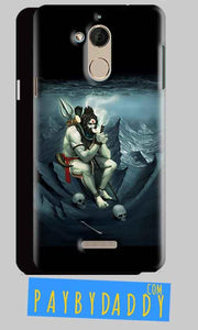 CoolPad Note 5 Mobile Covers Cases Shiva Smoking - Lowest Price - Paybydaddy.com