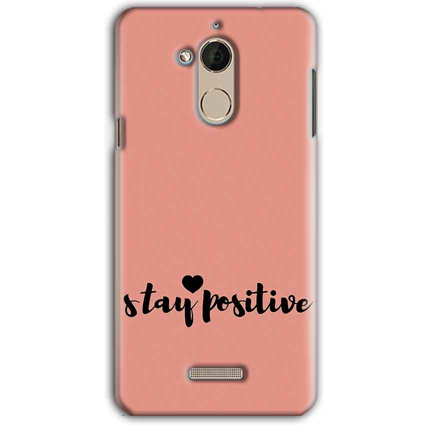 CoolPad Note 5 Mobile Covers Cases Stay Positive - Lowest Price - Paybydaddy.com