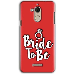 CoolPad Note 5 Mobile Covers Cases bride to be with ring - Lowest Price - Paybydaddy.com