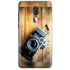Coolpad Cool 1 Mobile Covers Cases Camera With Wood - Lowest Price - Paybydaddy.com