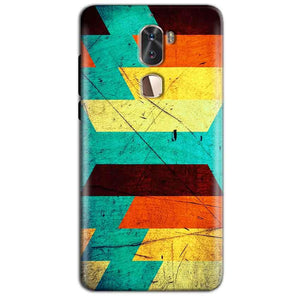 Coolpad Cool 1 Mobile Covers Cases Colorful Patterns - Lowest Price - Paybydaddy.com