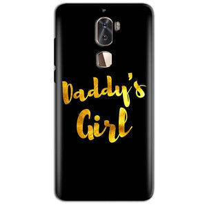 Coolpad Cool 1 Mobile Covers Cases Daddys girl - Lowest Price - Paybydaddy.com