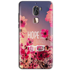 Coolpad Cool 1 Mobile Covers Cases Hope in the Things Unseen- Lowest Price - Paybydaddy.com