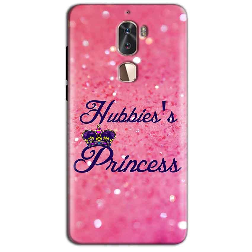 Coolpad Cool 1 Mobile Covers Cases Hubbies Princess - Lowest Price - Paybydaddy.com