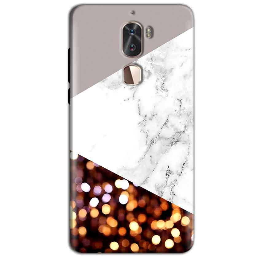Coolpad Cool 1 Mobile Covers Cases MARBEL GLITTER - Lowest Price - Paybydaddy.com