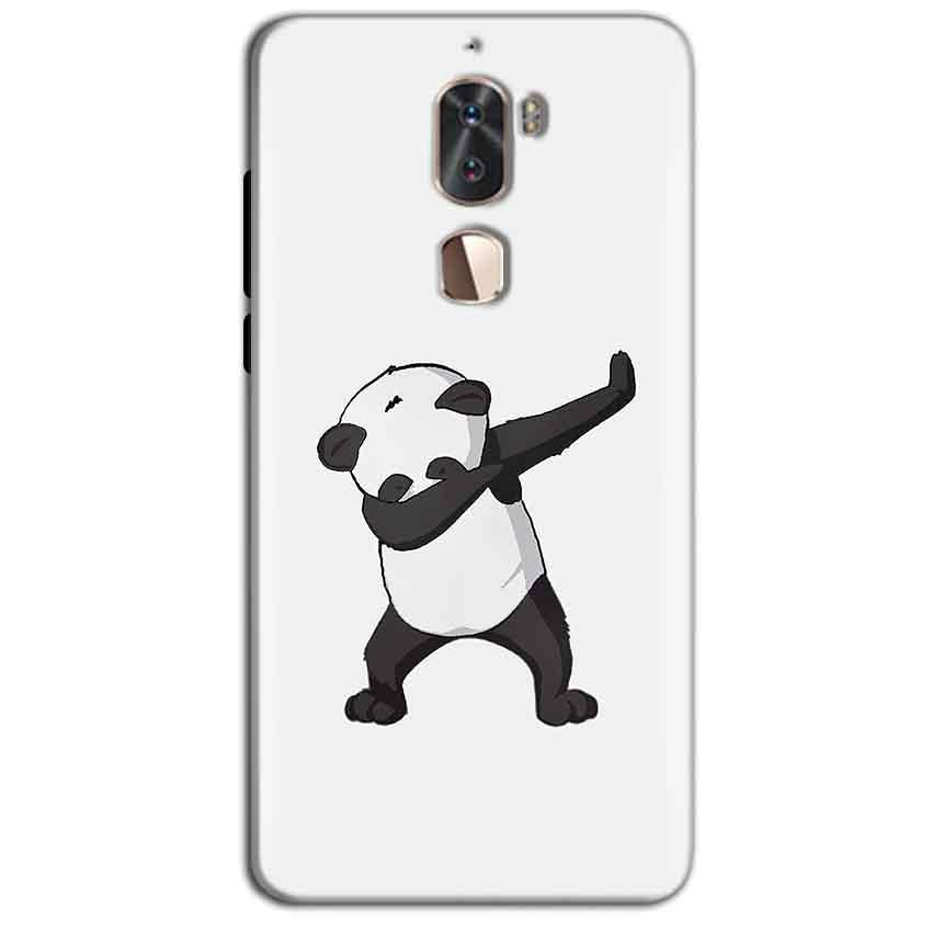 Coolpad Cool 1 Mobile Covers Cases Panda Dab - Lowest Price - Paybydaddy.com