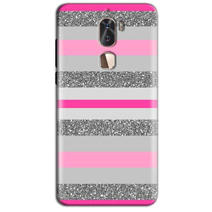 Coolpad Cool 1 Mobile Covers Cases Pink colour pattern - Lowest Price - Paybydaddy.com