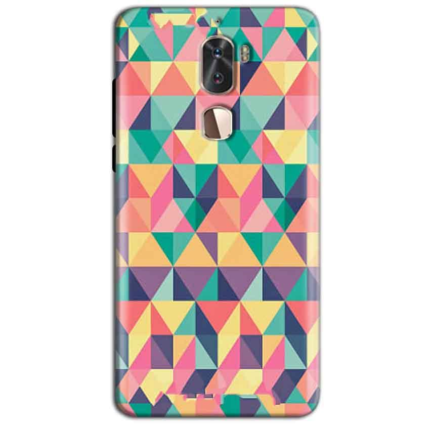 Coolpad Cool 1 Mobile Covers Cases Prisma coloured design - Lowest Price - Paybydaddy.com