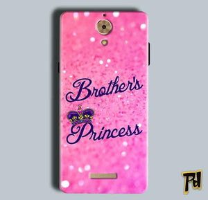 Coolpad Mega 2.5D Mobile Covers Cases Brothers princess - Lowest Price - Paybydaddy.com