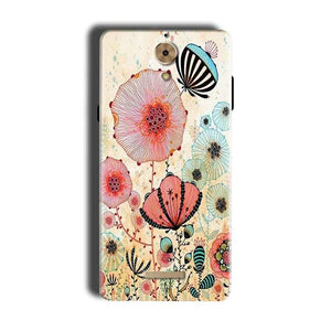 Coolpad Mega 2.5D Mobile Covers Cases Deep Water Jelly fish- Lowest Price - Paybydaddy.com