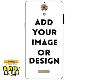 Coolpad Mega 2.5D Photo on Cover - Photo Back Cover - Customized Mobile Covers