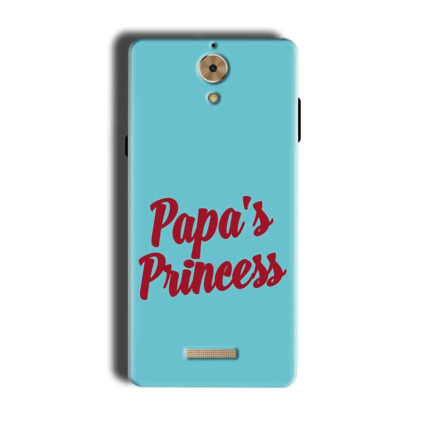 Coolpad Mega 2.5D Mobile Covers Cases Papas Princess - Lowest Price - Paybydaddy.com