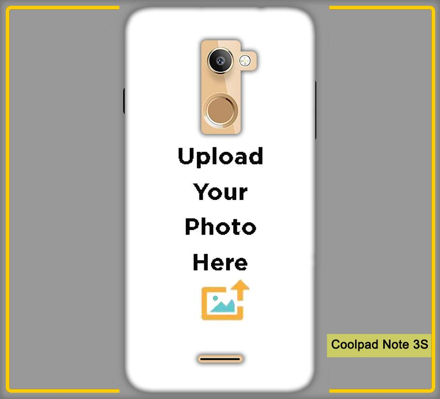 Coolpad Note 3S Photo & Text Phone Photo Back Cover - Paybydaddy
