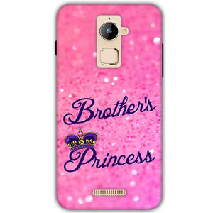 Coolpad Note 3 Plus Mobile Covers Cases Brothers princess - Lowest Price - Paybydaddy.com