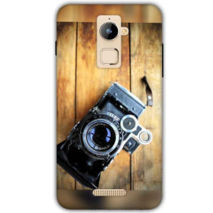 Coolpad Note 3 Plus Mobile Covers Cases Camera With Wood - Lowest Price - Paybydaddy.com