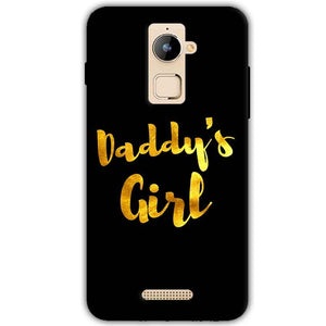 Coolpad Note 3 Plus Mobile Covers Cases Daddys girl - Lowest Price - Paybydaddy.com