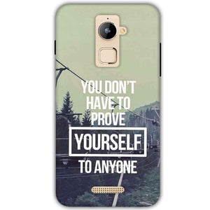 Coolpad Note 3 Plus Mobile Covers Cases Donot Prove yourself - Lowest Price - Paybydaddy.com