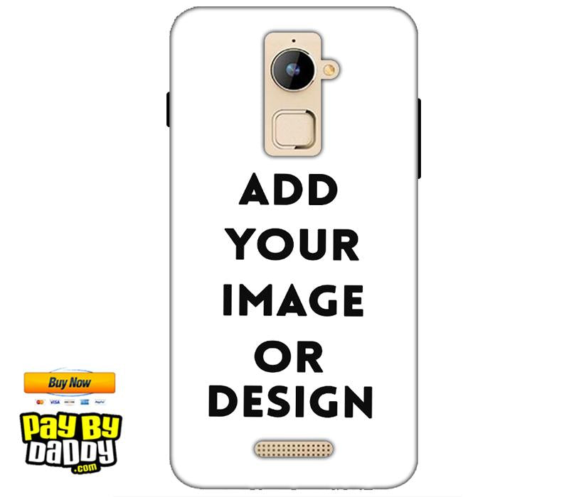 Coolpad Note 3 Plus Photo on Cover - Photo Back Cover - Customized Mobile Covers