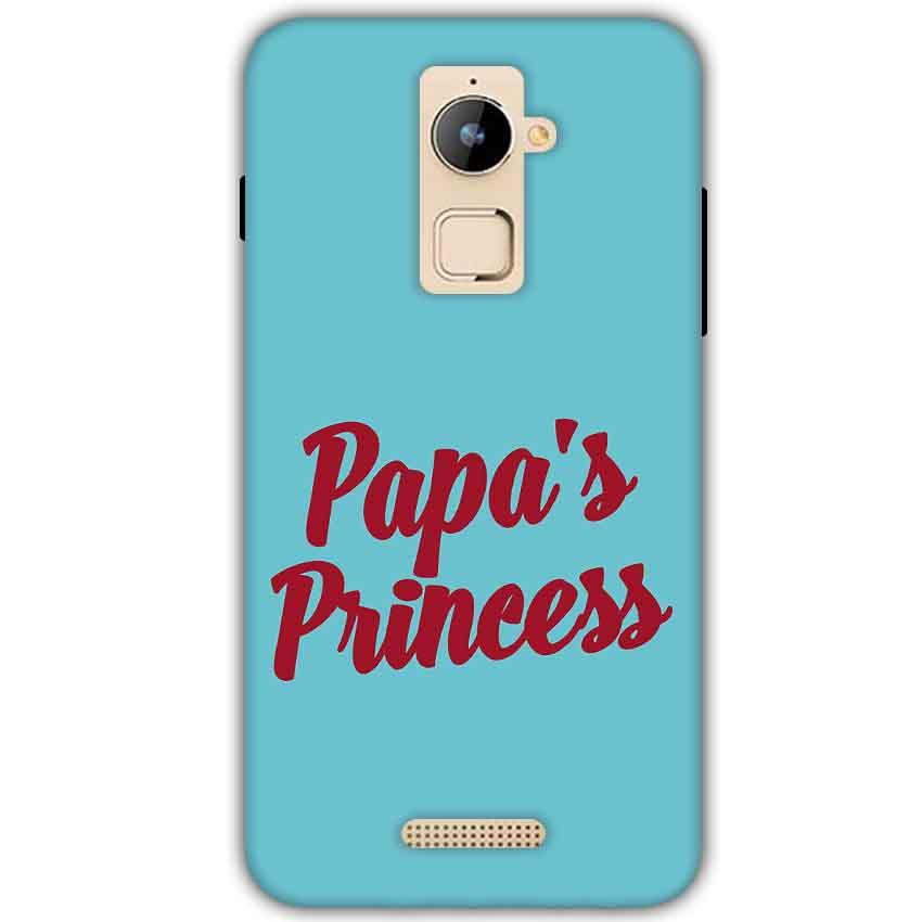 Coolpad Note 3 Plus Mobile Covers Cases Papas Princess - Lowest Price - Paybydaddy.com