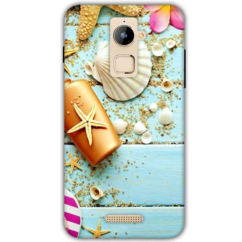 Coolpad Note 3 Plus Mobile Covers Cases Pearl Star Fish - Lowest Price - Paybydaddy.com