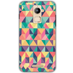 Coolpad Note 3 Plus Mobile Covers Cases Prisma coloured design - Lowest Price - Paybydaddy.com
