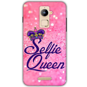 Coolpad Note 3 Plus Mobile Covers Cases Selfie Queen - Lowest Price - Paybydaddy.com