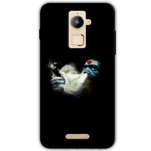 Coolpad Note 3 Plus Mobile Covers Cases Shiva Aghori Smoking - Lowest Price - Paybydaddy.com