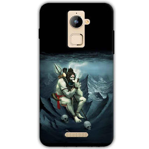 Coolpad Note 3 Plus Mobile Covers Cases Shiva Smoking - Lowest Price - Paybydaddy.com