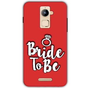 Coolpad Note 3 Plus Mobile Covers Cases bride to be with ring - Lowest Price - Paybydaddy.com