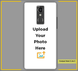 CustomizedIntex Coolpad Note 5 Lite C 4s Mobile Phone Covers & Back Covers with your Text & Photo