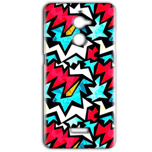 Coolpad Note 5 Lite Mobile Covers Cases Colored Design Pattern - Lowest Price - Paybydaddy.com