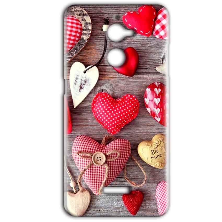 Coolpad Note 5 Lite Mobile Covers Cases Hearts- Lowest Price - Paybydaddy.com