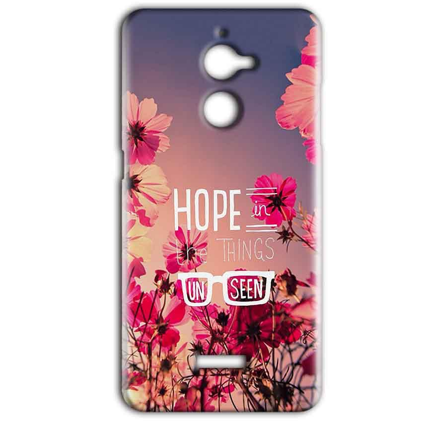 Coolpad Note 5 Lite Mobile Covers Cases Hope in the Things Unseen- Lowest Price - Paybydaddy.com