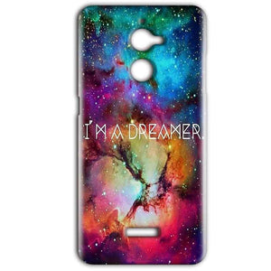Coolpad Note 5 Lite Mobile Covers Cases I am Dreamer - Lowest Price - Paybydaddy.com
