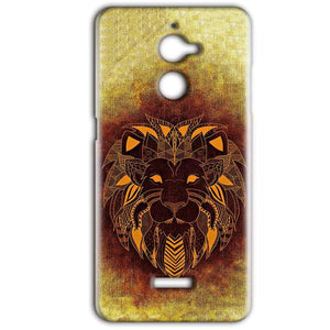 Coolpad Note 5 Lite Mobile Covers Cases Lion face art - Lowest Price - Paybydaddy.com