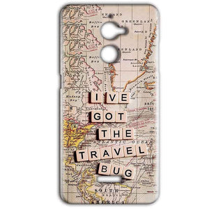 Coolpad Note 5 Lite Mobile Covers Cases Live Travel Bug - Lowest Price - Paybydaddy.com