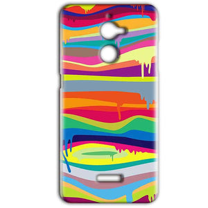 Coolpad Note 5 Lite Mobile Covers Cases Melted colours - Lowest Price - Paybydaddy.com