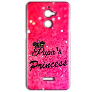 Coolpad Note 5 Lite Mobile Covers Cases PAPA PRINCESS - Lowest Price - Paybydaddy.com