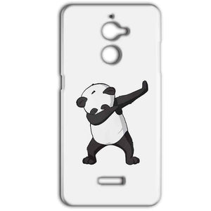 Coolpad Note 5 Lite Mobile Covers Cases Panda Dab - Lowest Price - Paybydaddy.com