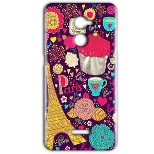 Coolpad Note 5 Lite Mobile Covers Cases Paris Sweet love - Lowest Price - Paybydaddy.com