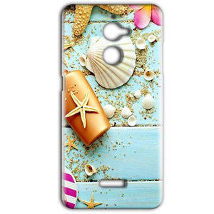 Coolpad Note 5 Lite Mobile Covers Cases Pearl Star Fish - Lowest Price - Paybydaddy.com