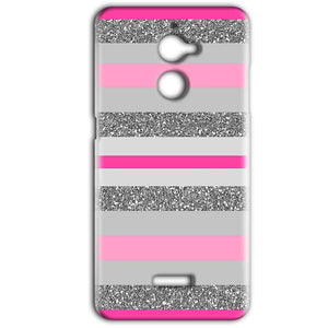 Coolpad Note 5 Lite Mobile Covers Cases Pink colour pattern - Lowest Price - Paybydaddy.com