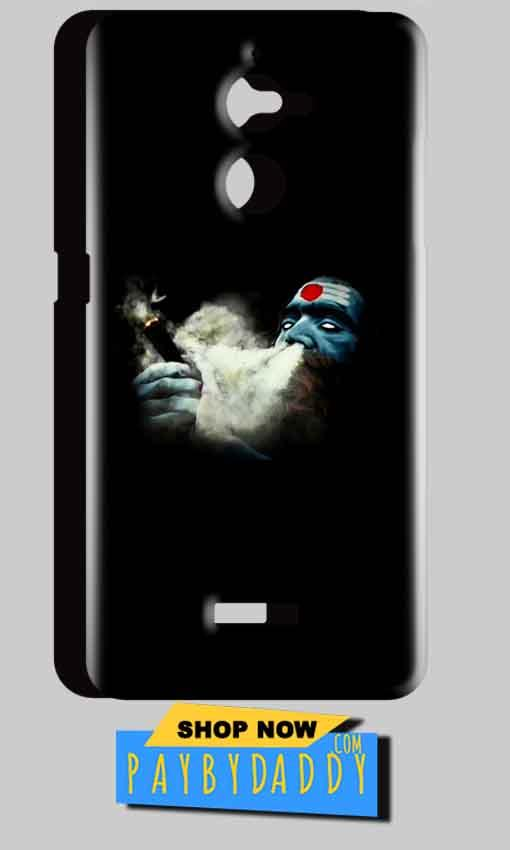 Coolpad Note 5 Lite Mobile Covers Cases Shiva Aghori Smoking - Lowest Price - Paybydaddy.com