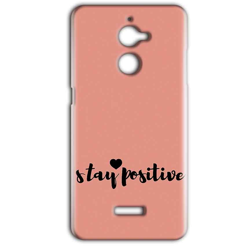 Coolpad Note 5 Lite Mobile Covers Cases Stay Positive - Lowest Price - Paybydaddy.com