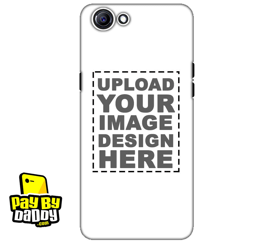Customized Oppo Realme 1 Mobile Phone Covers & Back Covers with your Text & Photo