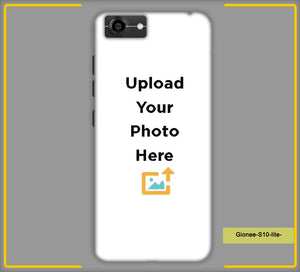 CustomizedIntex Gionee S10 Lite 4s Mobile Phone Covers & Back Covers with your Text & Photo