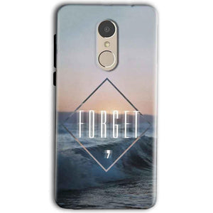 Gionee A1 Mobile Covers Cases Forget Quote Something Different - Lowest Price - Paybydaddy.com